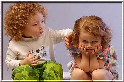 Самооценка у ребенка