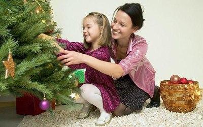 Сценарий семейного новогоднего