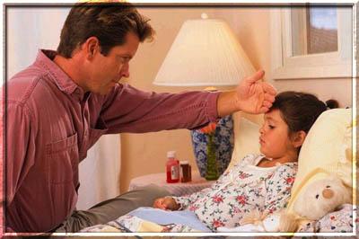 чем кормить ребенка во время гриппа