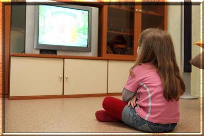 Вреден ли компьютер и телевизор для ребенка?