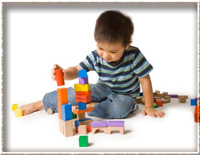 Как научить ребенка играть?