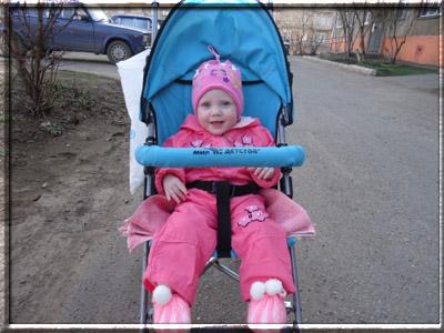 Весенние прогулки с детьми