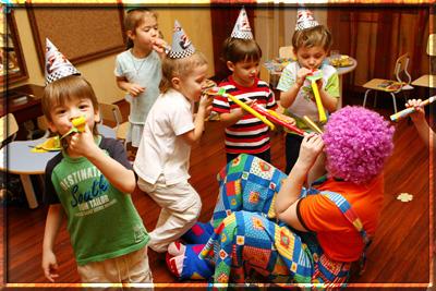 Детские конкурсы дома