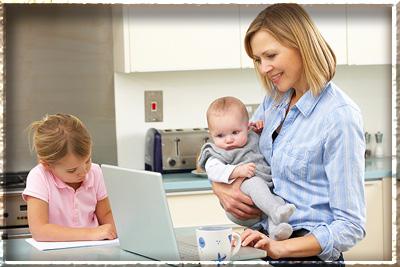 На работу после родов