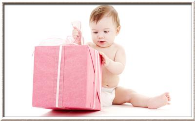 Что можно подарить ребенку?
