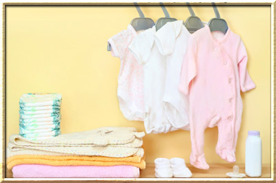 Приданое для новорожденных