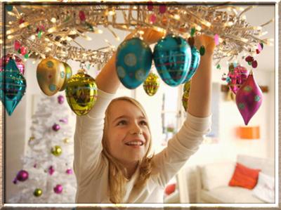 Новый год и рождество: создаем атмосферу праздника