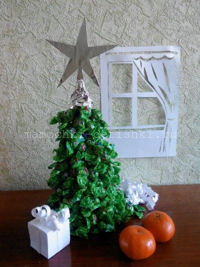 Новогодние подарки своими руками: фото