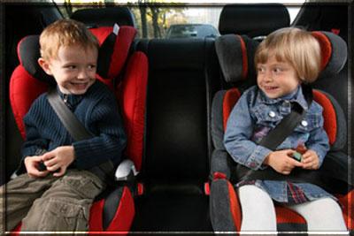 Как выбрать автокресло для ребенка?