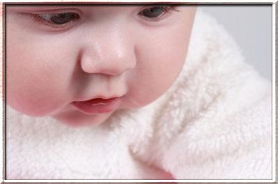Атопический дерматит у грудных детей