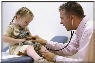 Как не проглядеть воспаление легких у детей?