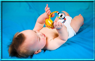 Осязание у младенца: на сколько оно важно?