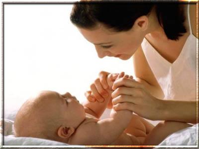 Развитие ребенка первого года жизни