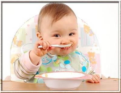 Питание ребенка 7 месяцев