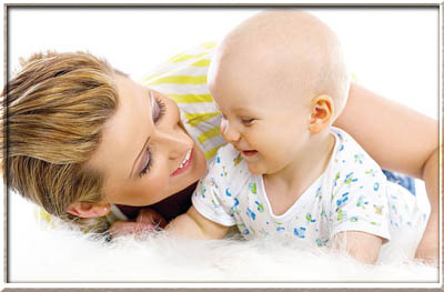 Как оставаться привлекательной мамой с маленьким ребёнком?