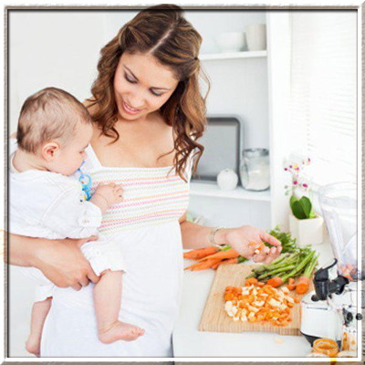 Диеты после родов
