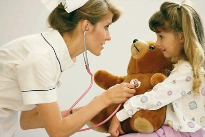 Оказание первой помощи детям