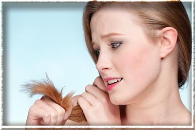 Уход за ломкими волосами