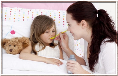 Бронхит у детей