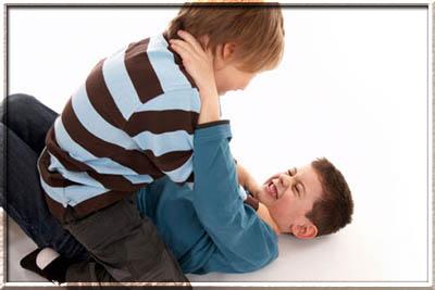Как подростки становятся агрессивными?