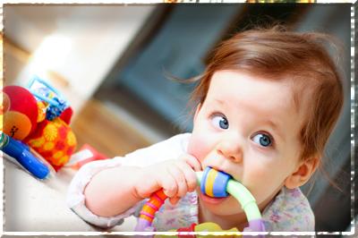 Краснота вокруг рта у ребенка