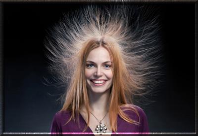 Что делать, чтобы волосы не электролизовались?