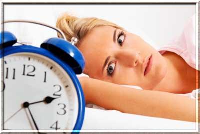 Нарушение сна при беременности