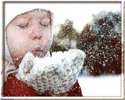 Крем для лица при морозе для детей