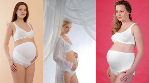 полные девушки беременные фото