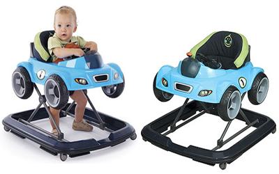 Как выбрать ходунки для ребёнка
