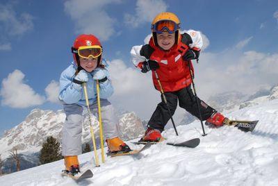 Зимние каникулы у ребенка