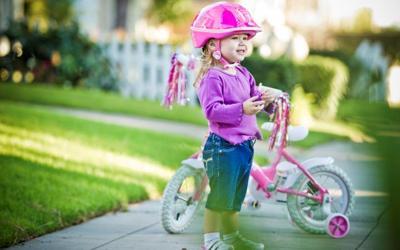 Польза езды на велосипеде для ребенка