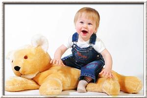 Развивающие игры для детей 2-3 лет