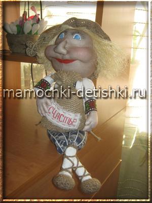 Кукла-тильда своими руками