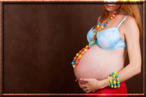 Украшения для беременных