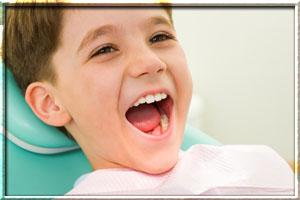 Визиты ребенка к стоматологу
