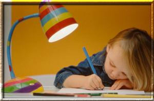 Плохой почерк у ребенка