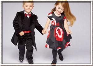 Особенности детской моды - 2013