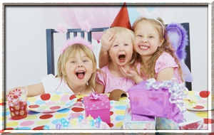 праздник для ребенка дома