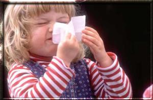 У ребенка насморк, как и чем лечить?