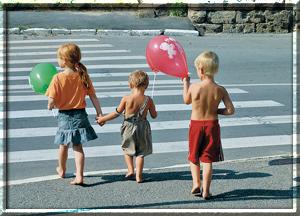 Безопасность детей на дорогах: как обезопасить своего ребенка