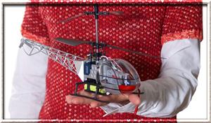 Радиоуправлемый вертолет. Виды и критерии выбора