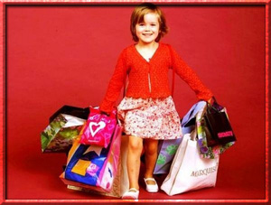 Учим ребенка ходить по магазинам