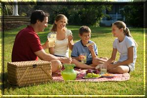 Что приготовить детям на пикник?