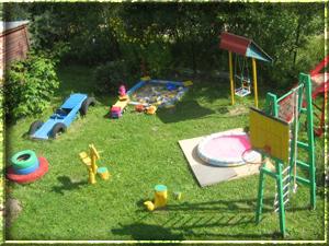 покрытие для детской площадки
