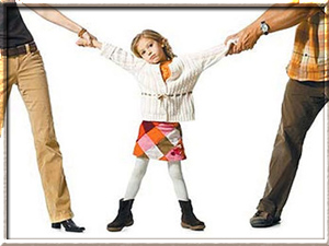 Как ребенку пережить развод родителей?