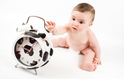 Как быстро уложить ребенка спать?