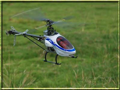 Радиоуправлемый вертолет
