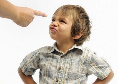 Упрямый ребенок, что делать?