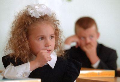 Адаптация первоклассников в школе